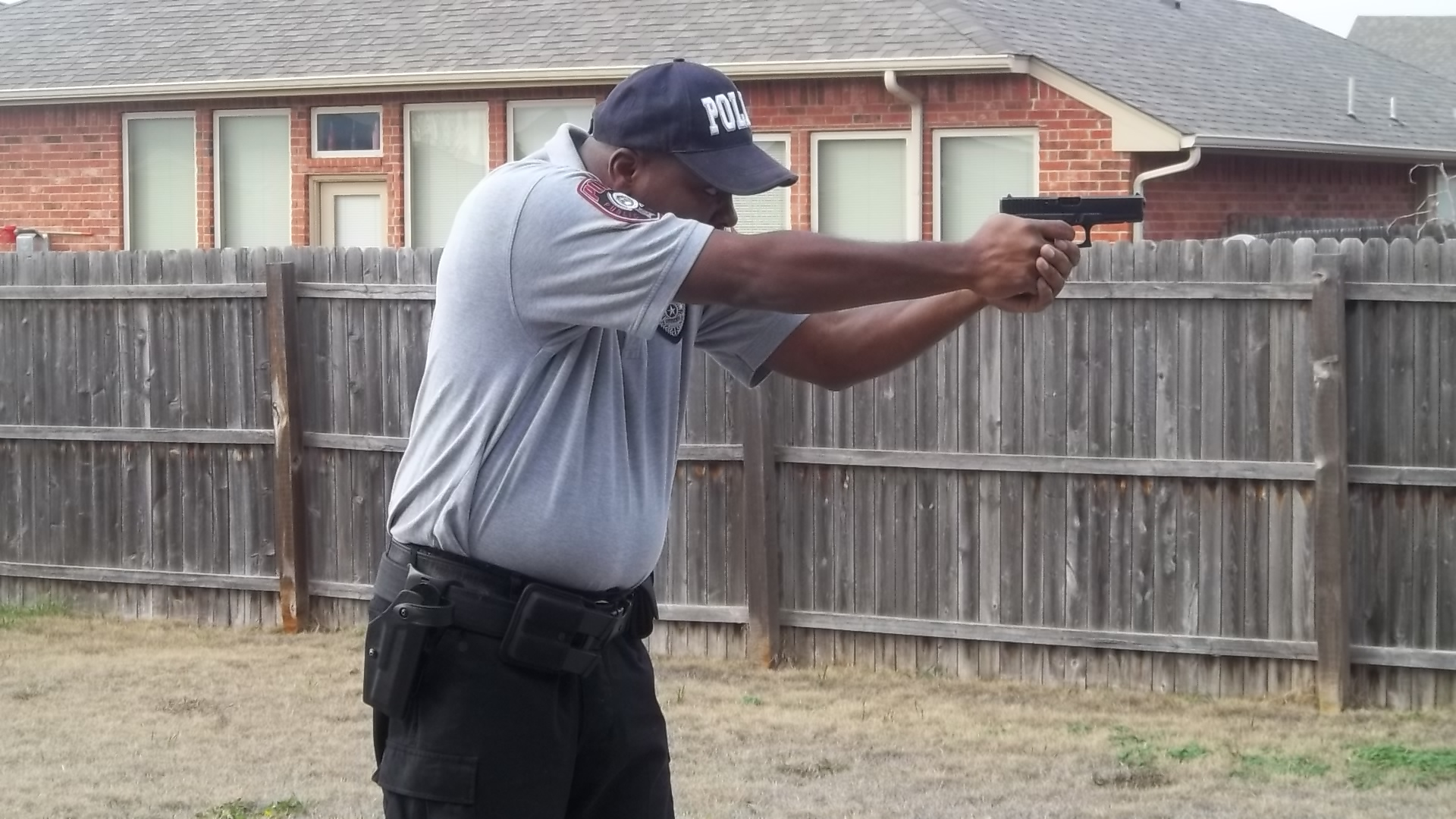 Recent oklahoma active shooter course prepares first responders