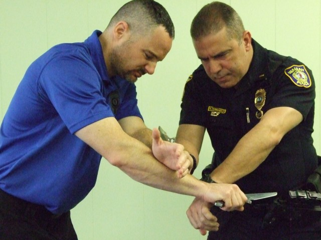 Law Enforcement Knives: Training Must Be Simple and Direct Part Two
