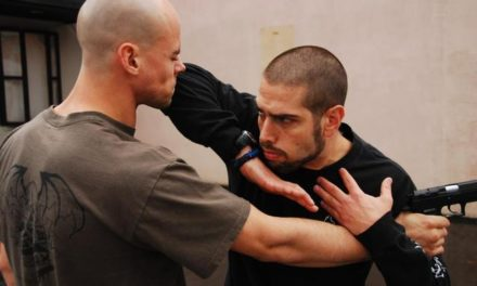 SWAT Mentality in Defensive Tactics