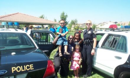 Law Enforcement Kids Camp