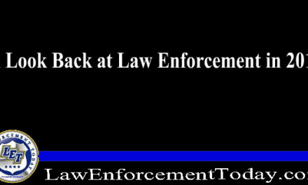 A Look Back at Law Enforcement in 2012