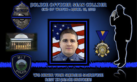 In Memoriam – Police Officer Sean Collier