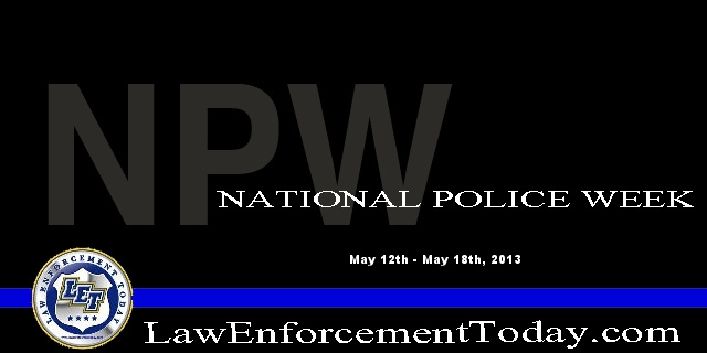 National Police Week 2013-The Challenges Ahead