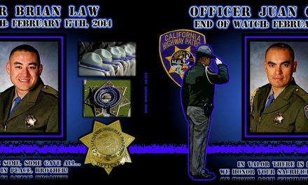 In Memoriam Officers Juan Gonzalez and Bryan Law
