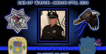 RIP OFC Morrissy