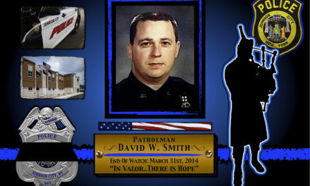 In Memoriam- Officer David Smith