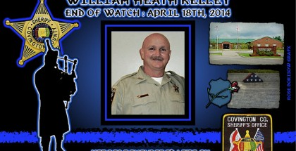 RIP Deputy William Kelley