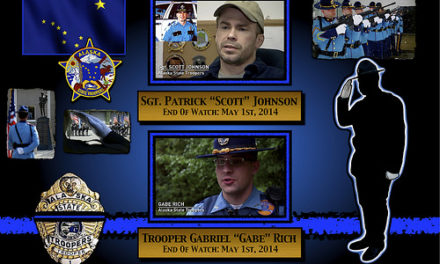 "In Memoriam – Sergeant Patrick ""Scott"" Johnson"