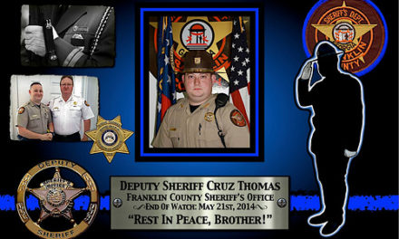 In Memoriam – Deputy Cruz Thomas