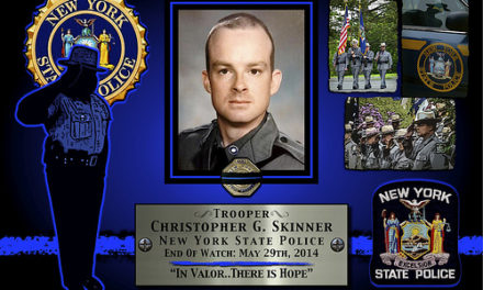 In Memoriam: Trooper Christopher Skinner