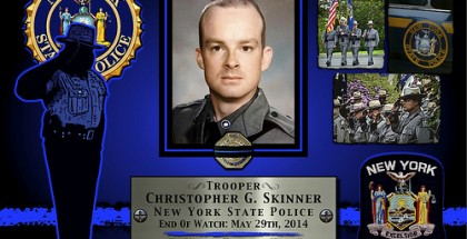 In Memoriam- Trooper Christopher Skinner