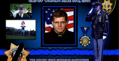 In Memoriam- Officer Alyn Beck