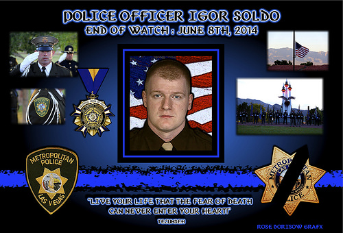 In Memoriam: Officer Igor Soldo