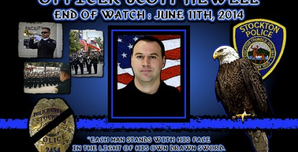 In Memoriam- Officer Scott Hewell