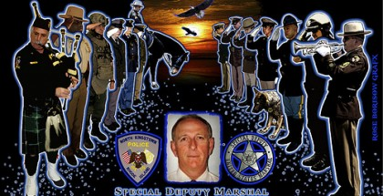 In Memoriam- Special Deputy US Marshal Frank McKnight