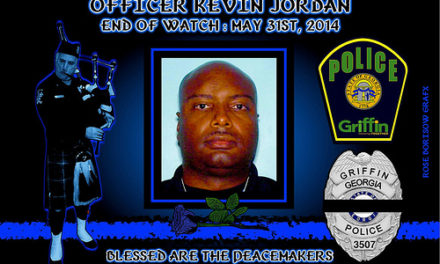 In Memoriam:  Officer Kevin Jordan
