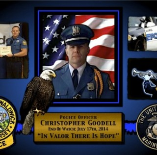 In Memoriam – Officer Christopher Goodell