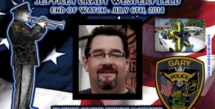 In Memoriam- Officer Jeffrey Westerfield
