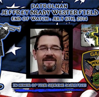 In Memoriam: Officer Jeffrey Westerfield
