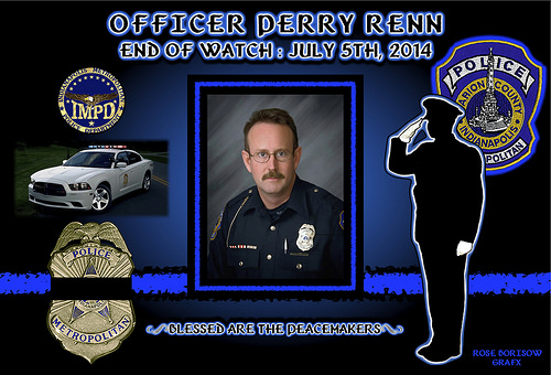 In Memoriam: Officer Perry Renn