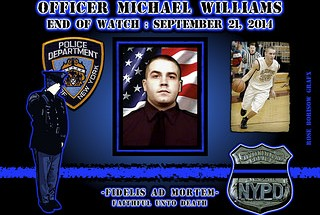 In Memoriam- Officer Michael Williams