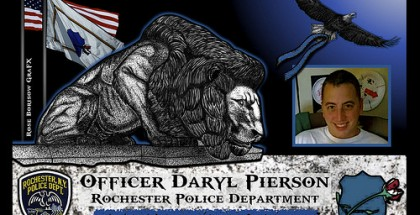 RIP Officer Daryl R. Pierson 2