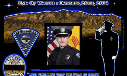In Memoriam: Officer Anthony Haase