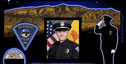 RIP Officer Anthony Haase