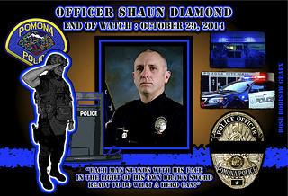 In Memoriam: Officer Shaun Diamond