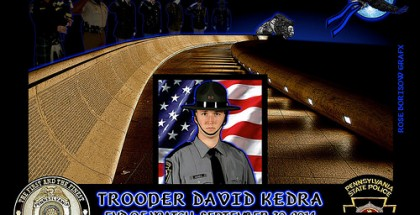 RIP Trooper David Kedra 2