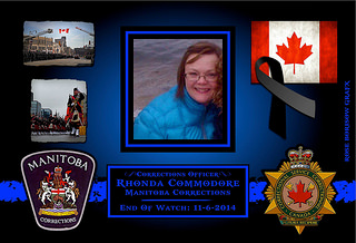 In Memoriam: Corrections Officer Rhonda Commodore