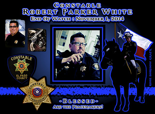 In Memoriam: Constable Robert White