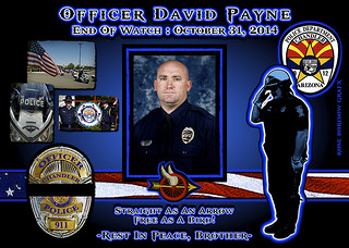 In Memoriam: Officer David Payne