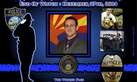 In Memoriam: Officer Tyler Stewart