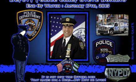 In Memoriam: Deputy Chief Steven Bonano – 9/11 First Responder