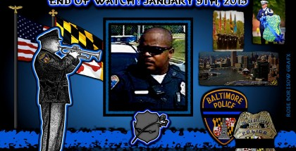 In Memoriam- Officer Craig Chandler