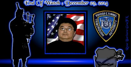 In Memoriam- Officer Thomas Choi
