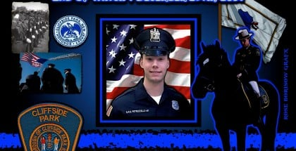 Officer Stephen Petruzzello