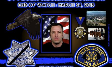 In Memoriam: Officer Michael Johnson