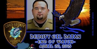 Fallen 2015-DATAN-Coos County SO-OR