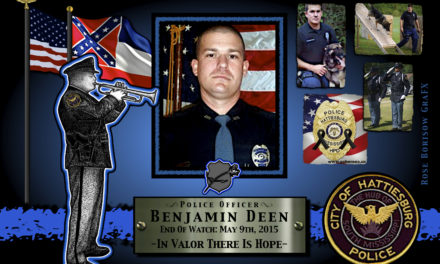 In Memoriam: Officer Benjamin J. Deen