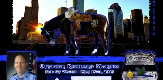 In Memoriam: Officer Richard Martin