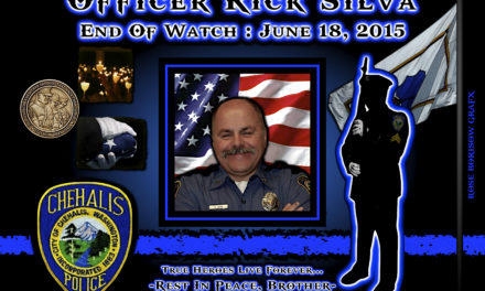 In Memoriam: Officer Rick Silva