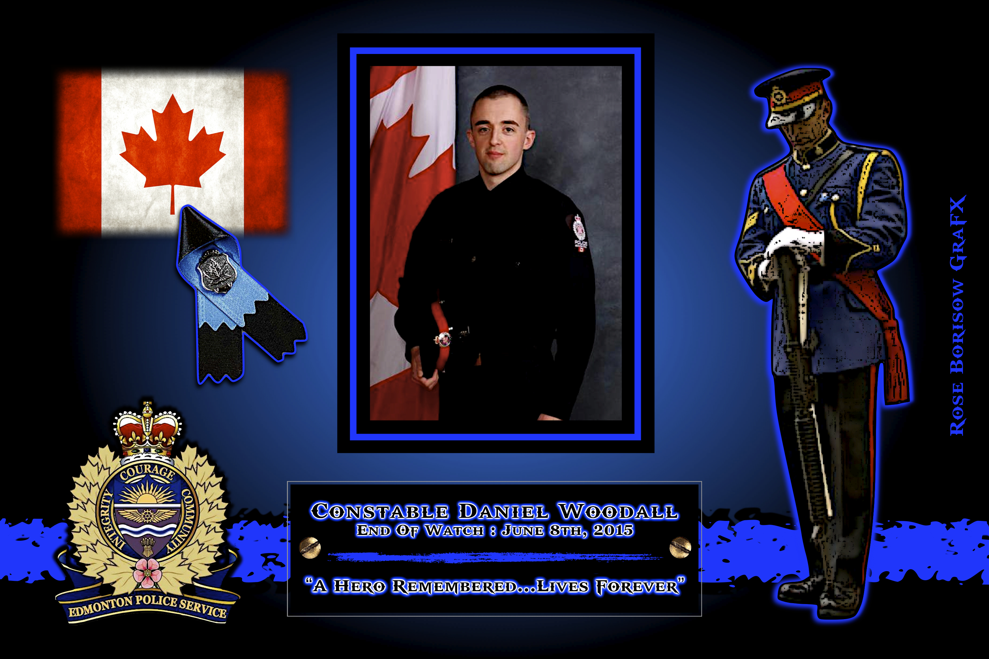 In Memoriam: Constable Daniel Woodall