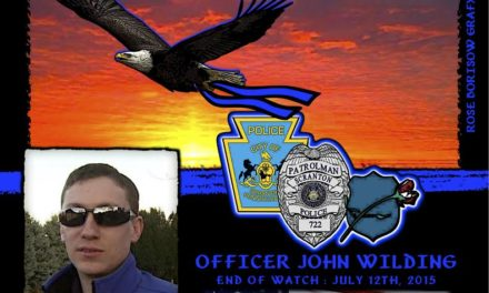 In Memoriam: Patrolman John Wilding