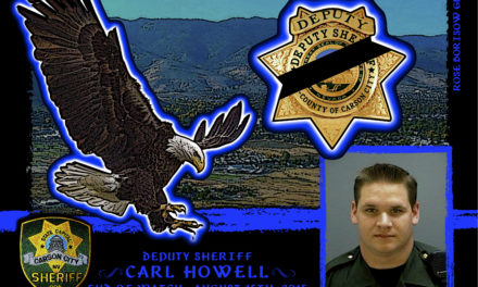In Memoriam: Deputy Sheriff Carl Howell