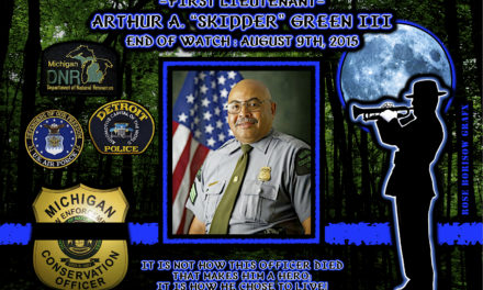 In Memoriam: First Lieutenant Arthur Green