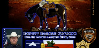 In Memoriam: Deputy Sheriff Darren Goforth
