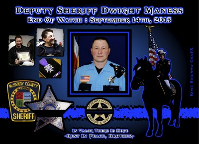 In Memoriam: Deputy Dwight Maness