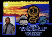 In Memoriam:  Trooper Nathan-Michael W. Smith